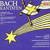 Bach - Cantatas 40, 71 and 110