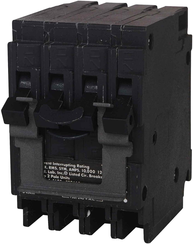 Murray MP220220 Quadplex Breaker with Two Double pole 20-Amp Breakers