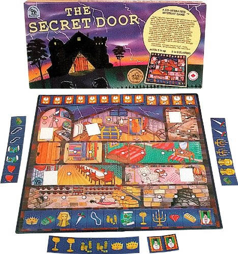 Family Pastimes Secret Door - An Award Winning