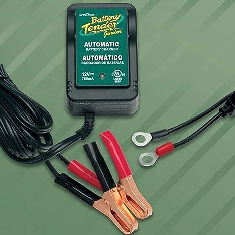 Junior 12 V Cargador/mantenedor para Tempest TR24 - 12 ...