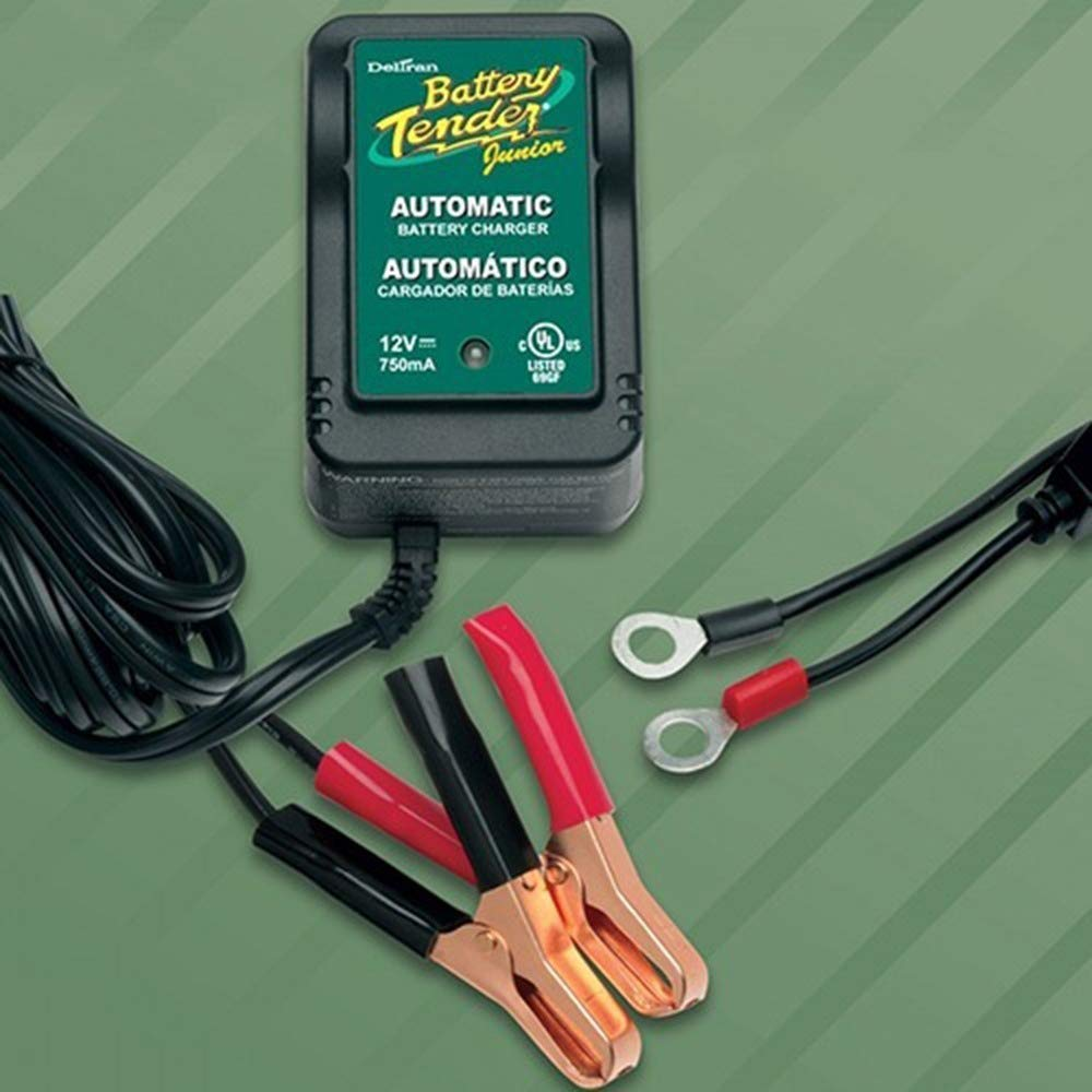 Battery Tender Junior 12 Volt Charger/Maintainer For Tempest TR24-12
