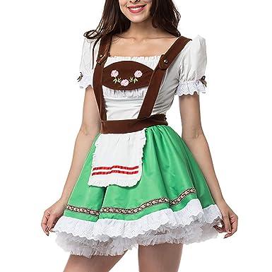 A-Artist Disfraz de Halloween, Traje de Cerveza, alemán, Festival ...