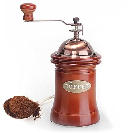 Molinillo de café de Estilo Vintage, Molinillo de café, Especias, máquina de moler