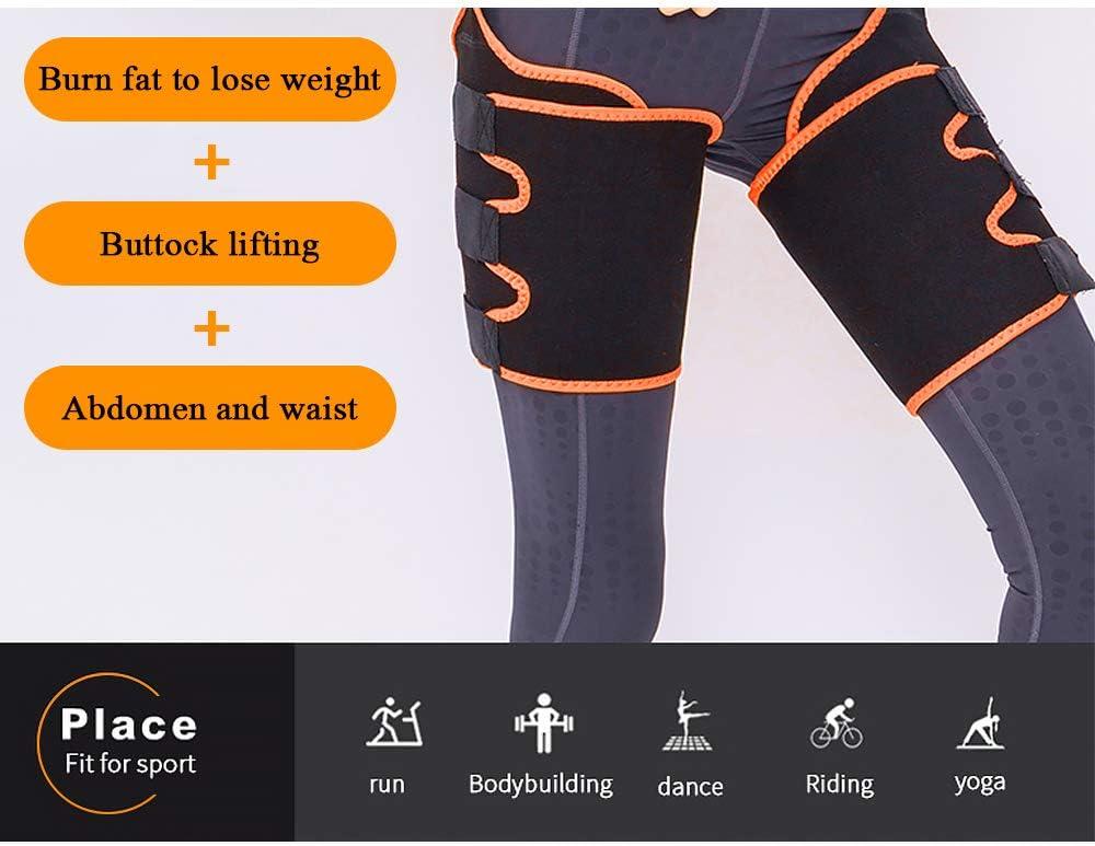 3 in 1 Butt Lifter Waist and Thigh Trimmer Adjustable High Waist Trimmer for Women Weight Loss Workout Sweat Kaqulec Waist Trainer for Women