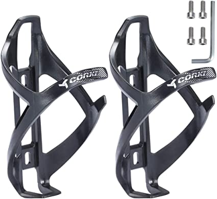New MTB Road City Touring Bicycle Bike Alloy Bottle Cage Red 1 Pair