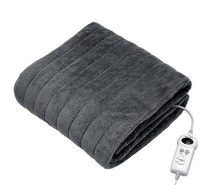 Cómodo manta eléctrica manta calefactable de sofá para debajo de la cama manta en distintas versiones