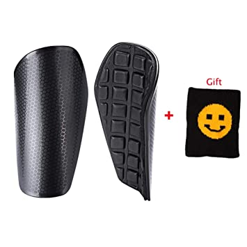 DOBEN Football Shin Guards for Mens Womens   Kids Adults - Breathable Shin  Pads 4d511a124d