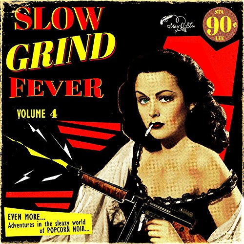 Slow Grind Fever VARIOUS ARTISTS product image