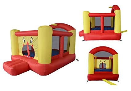 Amazon.com: Hinchable Bounce Play House Mighty Moonwalk ...