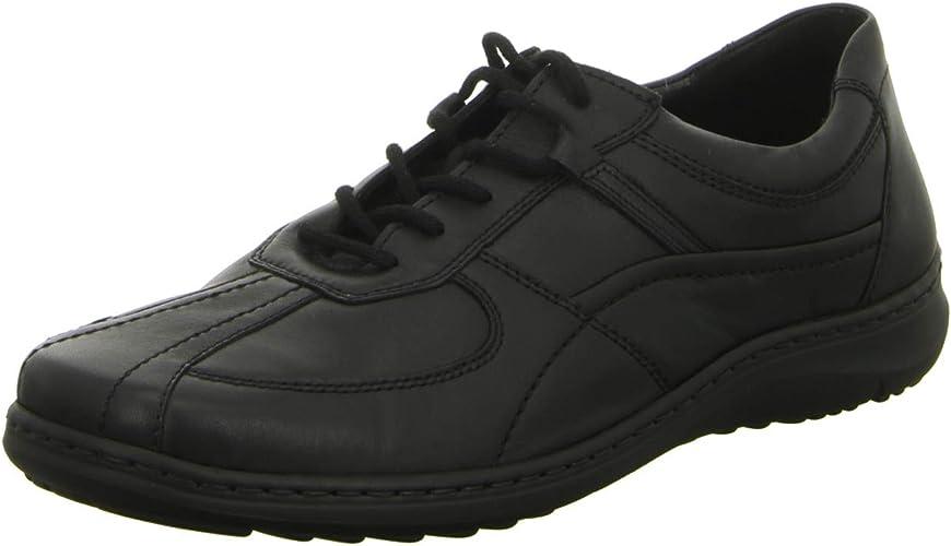 TALLA 42.5 EU. Waldläufer 478301-191-055 Herwig hombres zapato ancho H