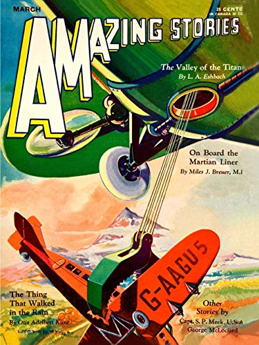 Amazing Stories, March 1931