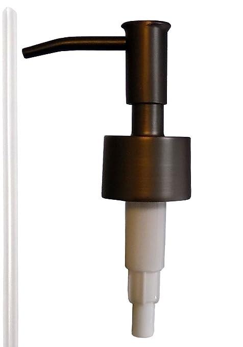 Bronce Loción Dispensador De Metal Bomba de agua de repuesto ...