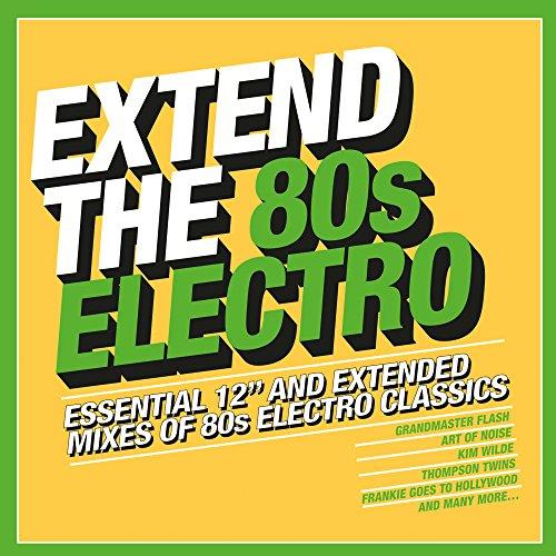 VA - Extend The 80s Electro - (BMGCAT140TCD) - 3CD - FLAC - 2018 - WRE Download