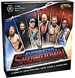 WWE Superstar Showdown The Board Game