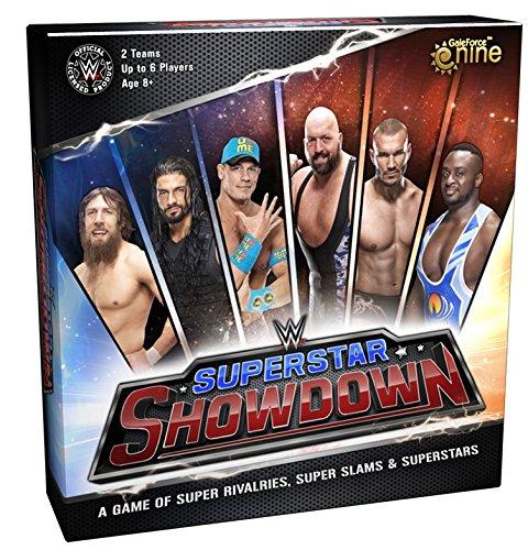 Wwe Superstar Showdown Board Game