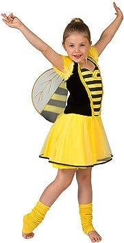Halloween enia – Disfraz de abeja Hummel para niña, vestido con ...