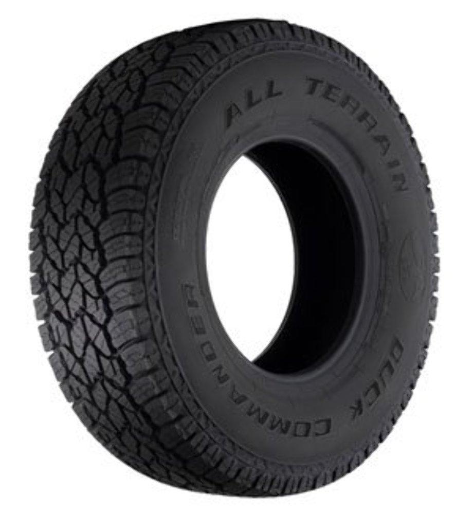 285/70R17 E Duck Commander A/T Tires