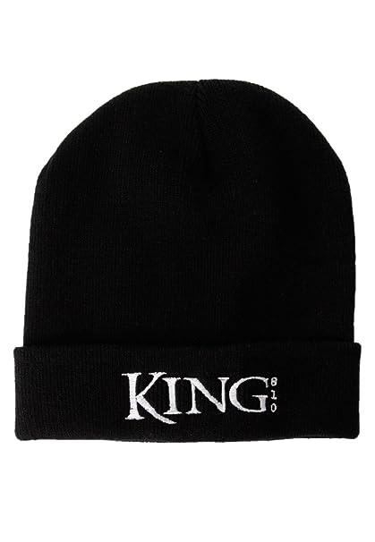 King 810 Logo Long Beanie Onesize Amazonde Bekleidung