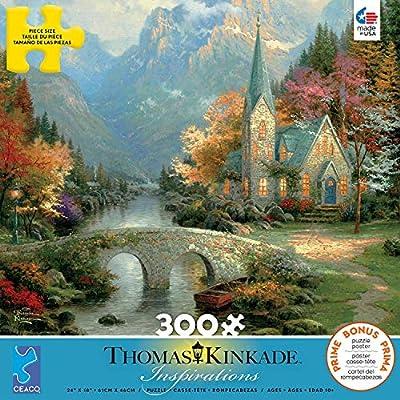 Ceaco 2202 33 Puzzle Thomas Kinkade 300 Pezzi