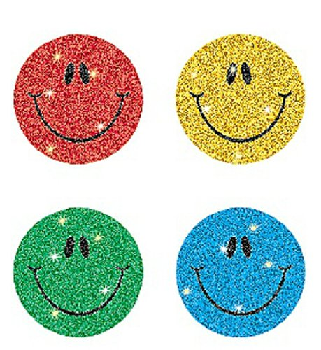 - Carson Dellosa Smiley Faces, Multicolor Chart Seals (2143)