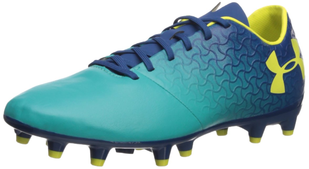 Under Armour UA Magnetico Select FG - Teal Punch, Größe   6.5