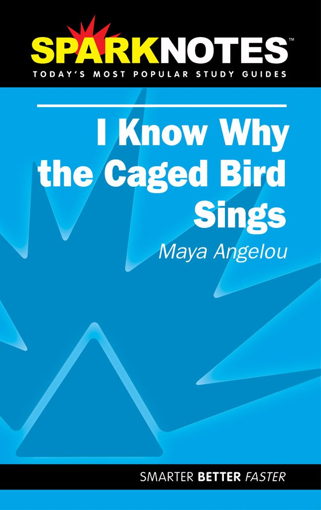 Buy I Know Why The Caged Bird Sings Sparknotes Literature Guide