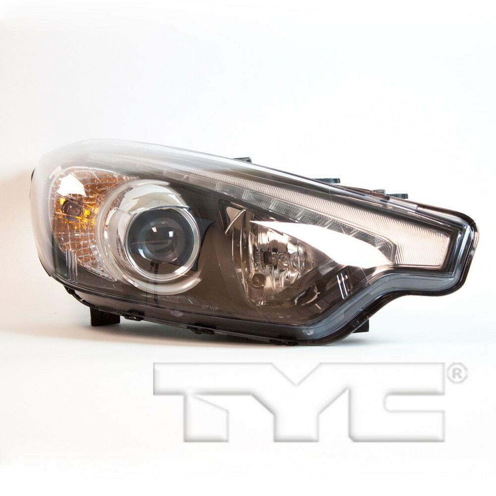 TYC 20-9459-90-9 Replacement Right Head Lamp Compatible with KIA