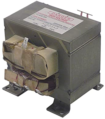 HV - Transformador de dpc10788621 para microondas Primario ...