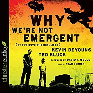 Why We're Not Emergent Audiobook