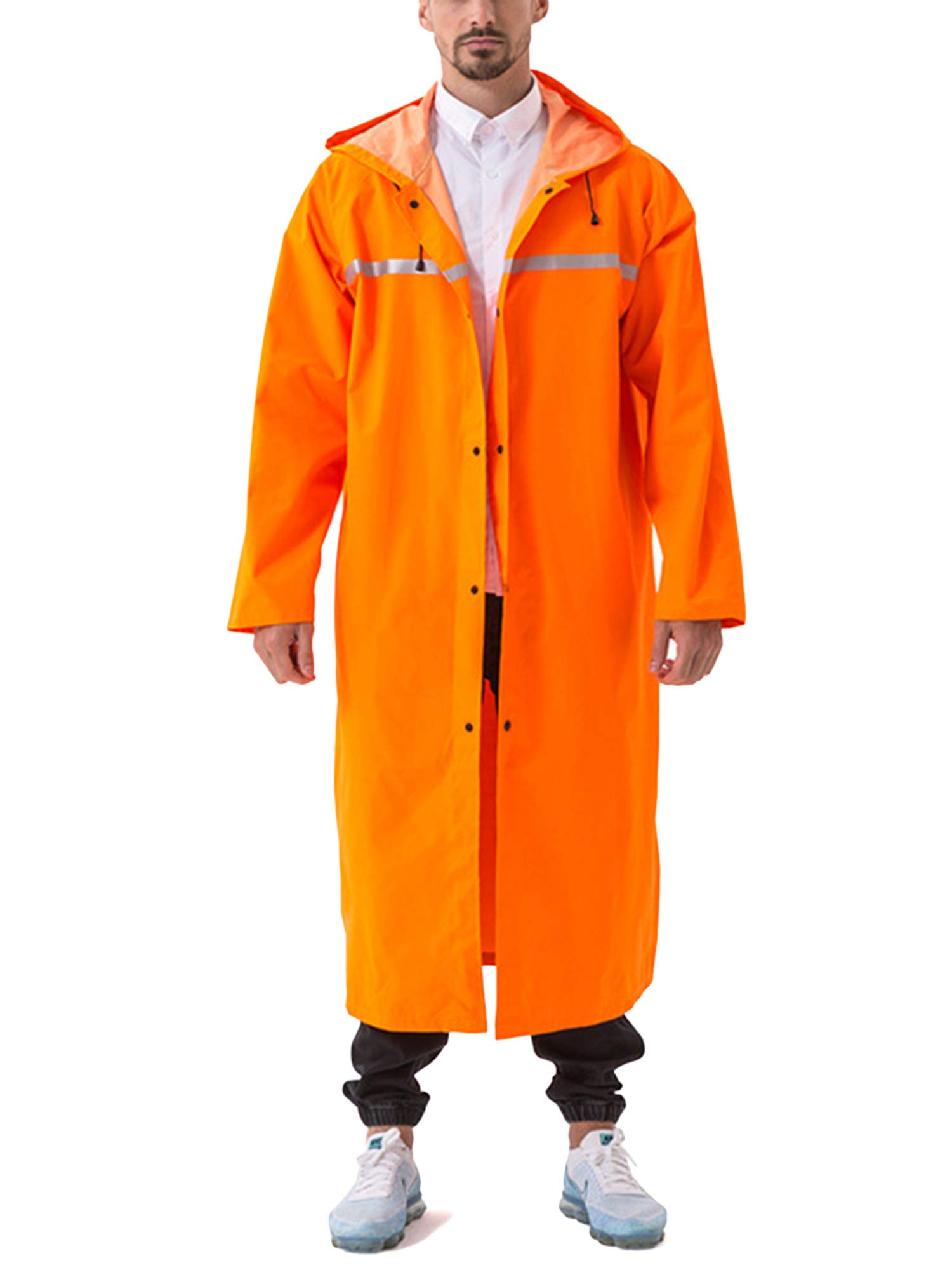 Raincoats for Men Rain Poncho Rainwear Waterproof Jackets for Men by MAGCOMSEN