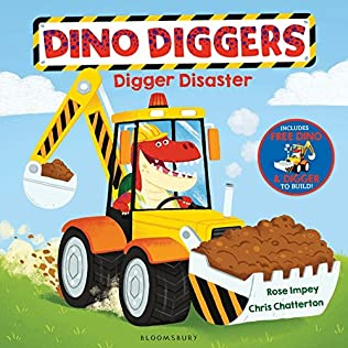 book cover of Digger Disaster