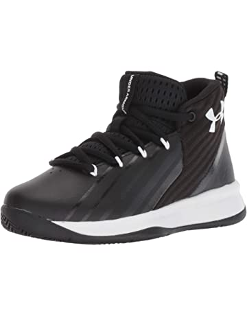 f5d066d0d45 Under Armour Boys  Pre School Launch Basketball Shoe
