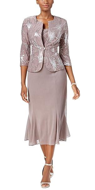 Amazon.com: Fenghuavip - Vestido de té, diseño de novia ...