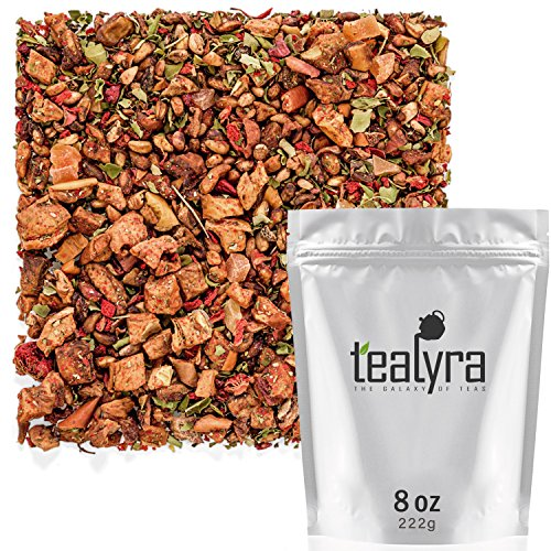 Tealyra - Pomegranate Raspberry - Fruity Herabl Loose Leaf T