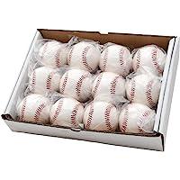 【12個入】サインボール 野球 硬式球 1ダース サイン用ボール Y10000
