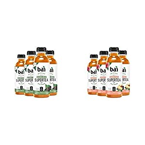 Bai Iced Tea, Socorro Sweet & Narino Peach