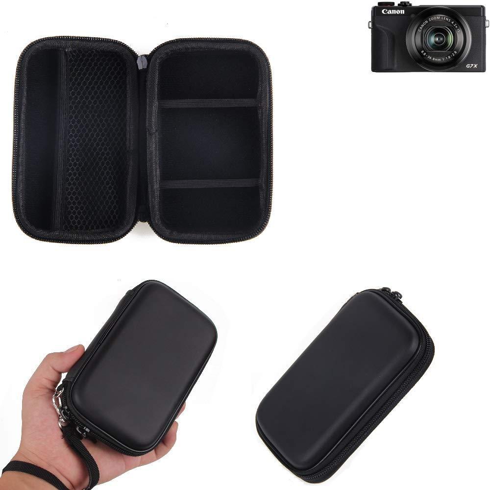 K-S-Trade® Caso Duro, Estuche para Cámara Compacta Canon PowerShot ...