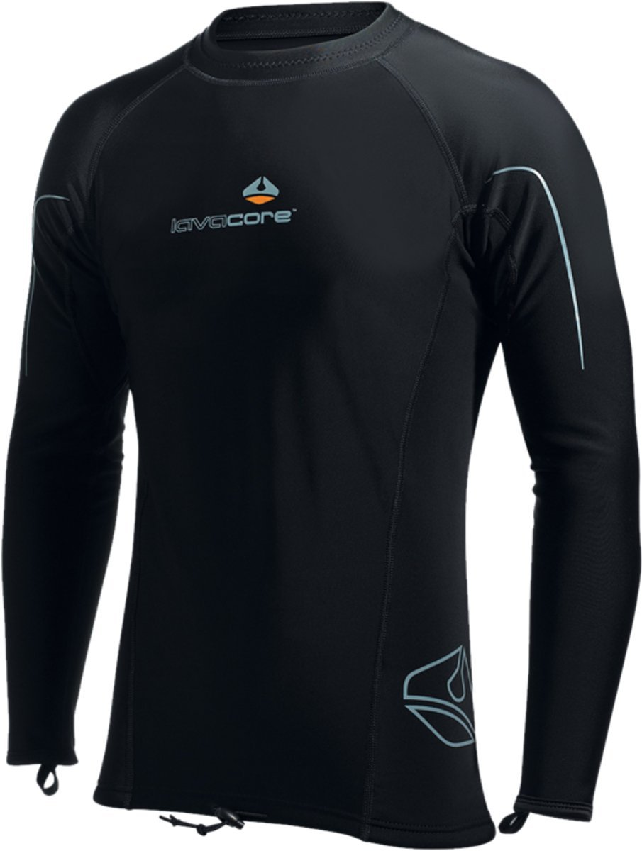 Lavacore Men's Polytherm Long Sleeve Shirt for Watersports 3XLarge