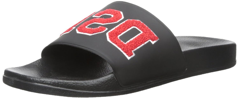 Diesel Men's A-LOHAA SA-MARAL DSL Slide Sandal