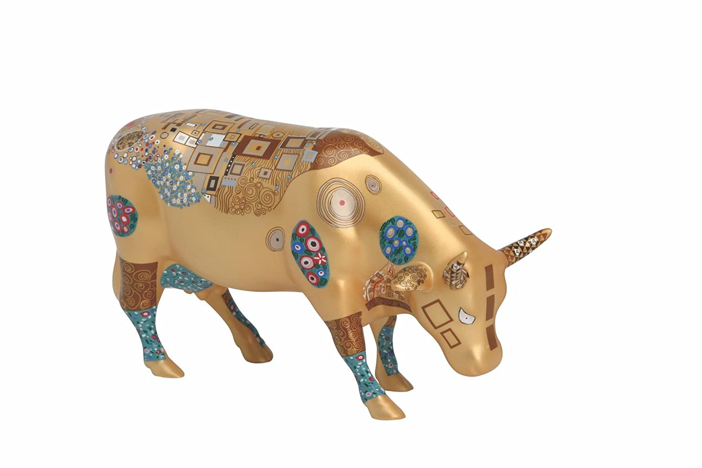 Cowparade Cow Cow Cow Parade Klimt Cow Medium M ceramic b444aa