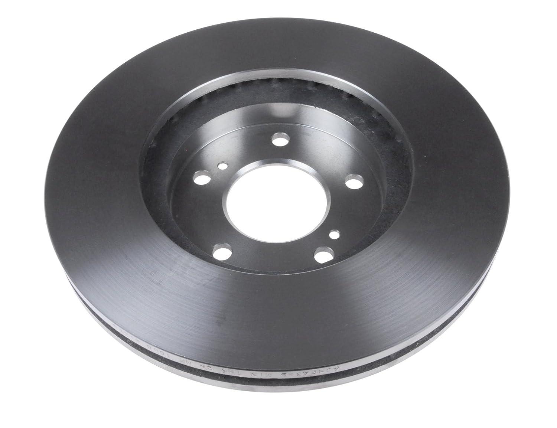 internally ventilated 2 Brake Disc No of Holes 5 Blue Print ADH24355 Brake Disc Set front