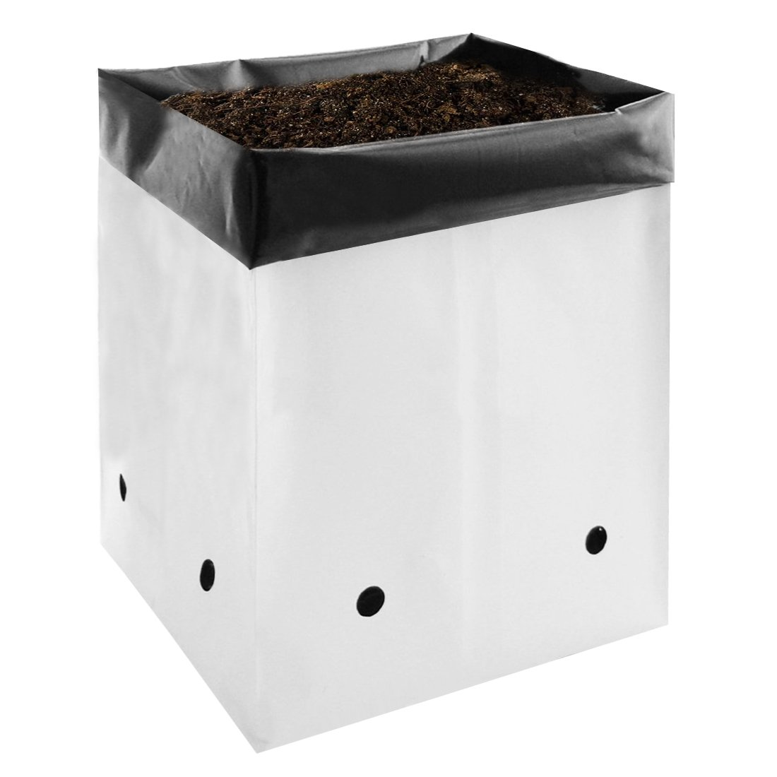 VIVOSUN 50-Pack 2 Gallon Grow Bags by VIVOSUN