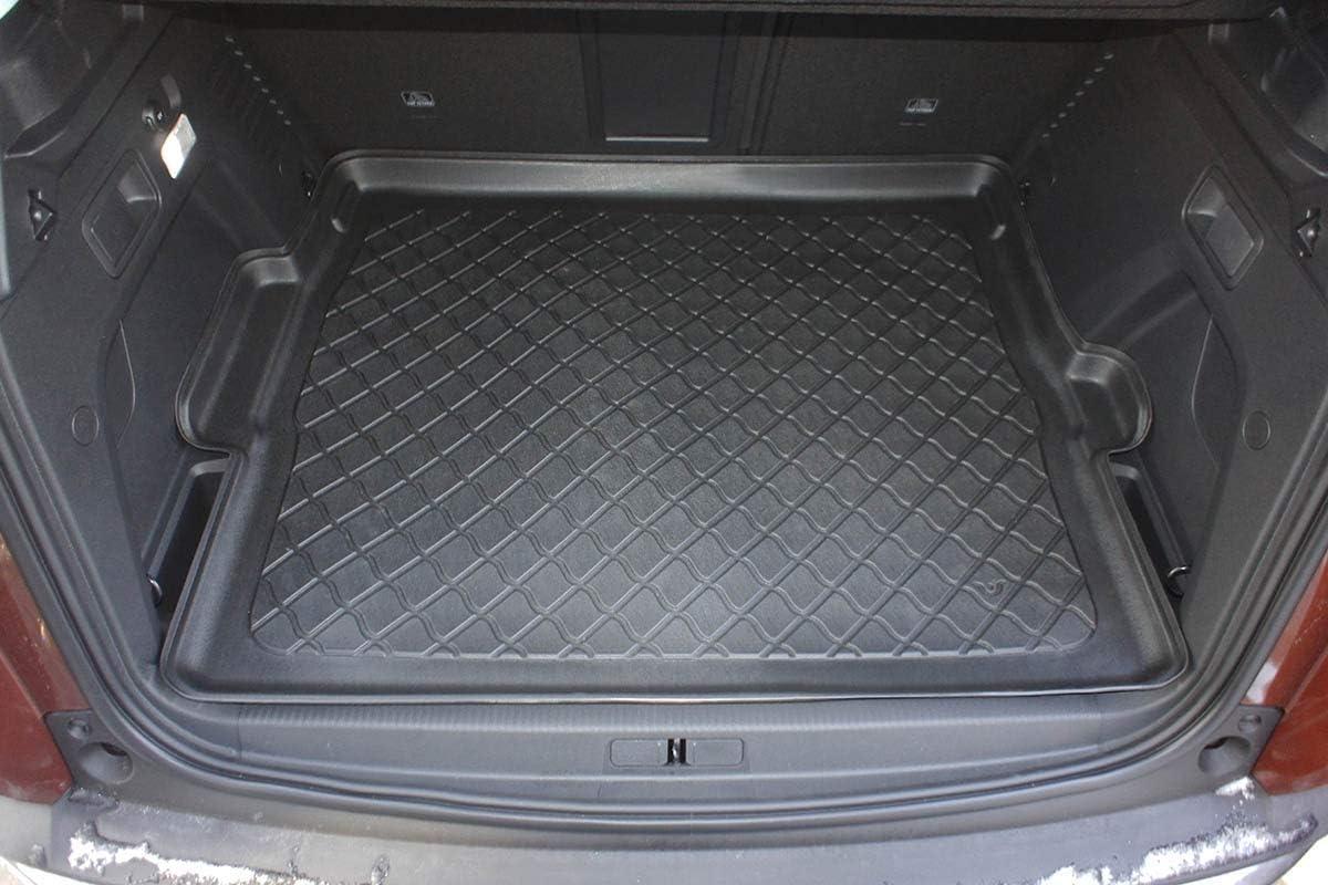 Tappetino IN GOMMA VASCA Tappetino bagagliaio per Opel grandland X a partire dal 2017 inferiore negat