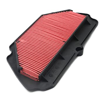 Amazon.com: Motorcycle Air Intake Filter Cleaner Replacement ...