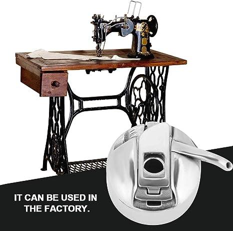 iMiMi Bartack Bartack - Funda para máquina de Coser (Acero ...