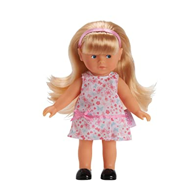"Corolle Mini Corolline 8"" Doll Blonde: Toys & Games"