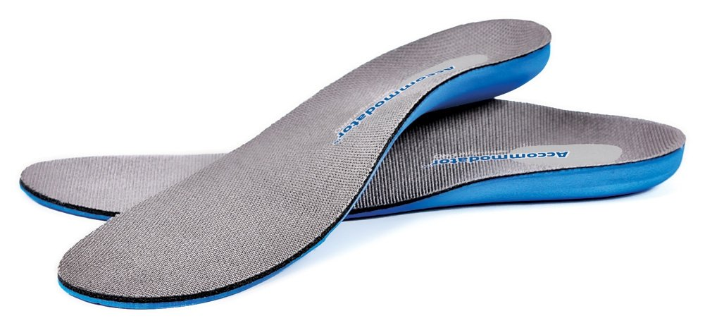 Freedom Accommodator Semi-Rigid Pro, Orthotic Insole, Full, K