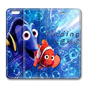 iCustomonline Finding Nemo Personalized Leather Case for iPhone 6 Plus( 5.5 inch)
