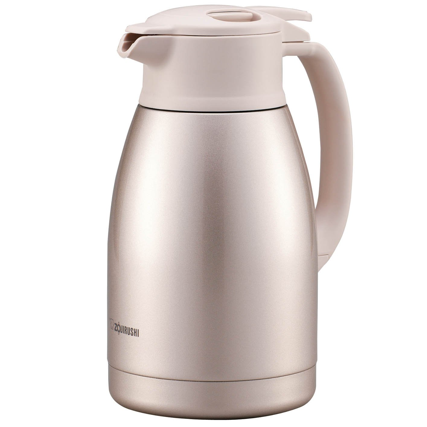 Zojirushi Stainless Steel Pot 1.5L Pink Silver (SH-HA15-PF)