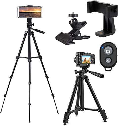 106,7cm aleación de aluminio cámara portátil trípode, universal ...